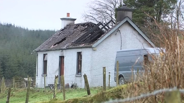 Gardaí do not believe the fire was suspicious