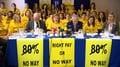 Unions ask graduate nurses to boycott new employment scheme