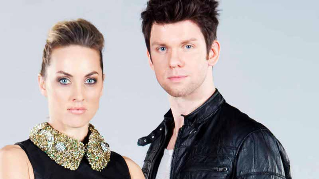 The Voice of Ireland presenters Kathryn Thomas and Eoghan McDermott