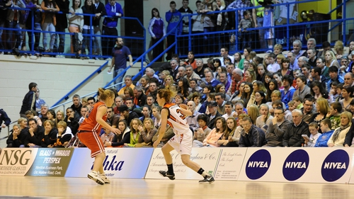 Mimi Clarke and Killester will be in a action twice over the weekend.