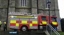 Wicklow church fire may have been started deliberately