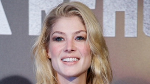 Baby for Rosamund Pike
