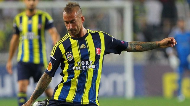 Raul Meireles has been hit with an 11 game suspension