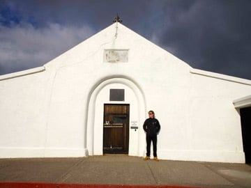 Hector Goes Holy: Croagh Patrick