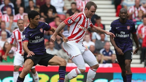 Glenn Whelan's side are ninth in the Barclays Premier League