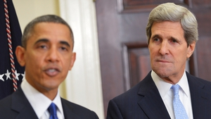 John Kerry was the Democratic presidential candidate in 2004