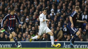 Gareth Bale's return from injury failed to inspire Tottenham Hotspur to three points