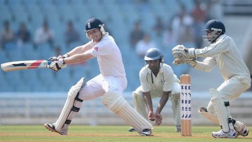 Eoin Morgan looks to be pushing for a Test return by pulling out of the upcoming IPL