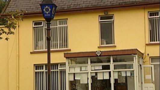 Garda station closures and fear of crime