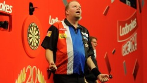 Raymond van Barneveld has been in impressive form in the early stages of the Ladbrokes World Darts Championship