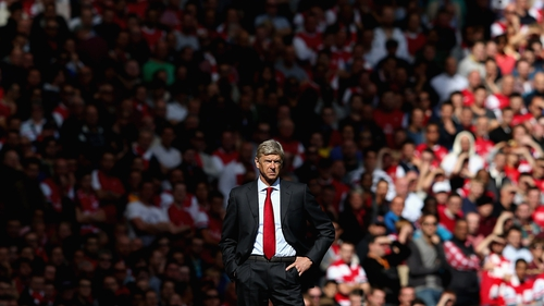 "Arsene Wenger: ""My heart is with Arsenal"""