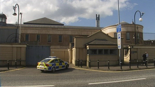 The man was charged at Newry Magistrates' Court