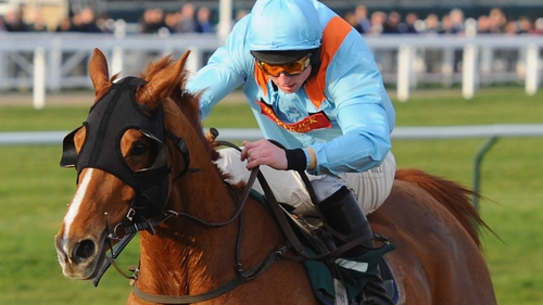 Junior will run at the William Hill King George VI Chase
