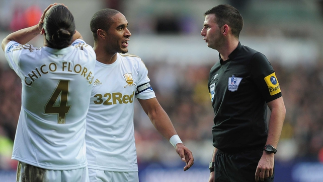 Ashley Williams came in for some hysterical criticism from Alex Ferguson