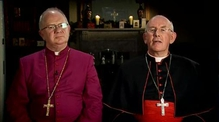 Archbishops Brady and Clarke give Christmas message