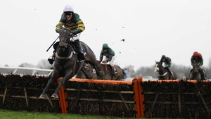 Tony McCoy riding Darlan clear of the last to win the williamhill.com Christmas Hurdle