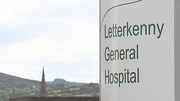 The man was brought to Letterkenny General Hospital by an undertaker following the sudden death