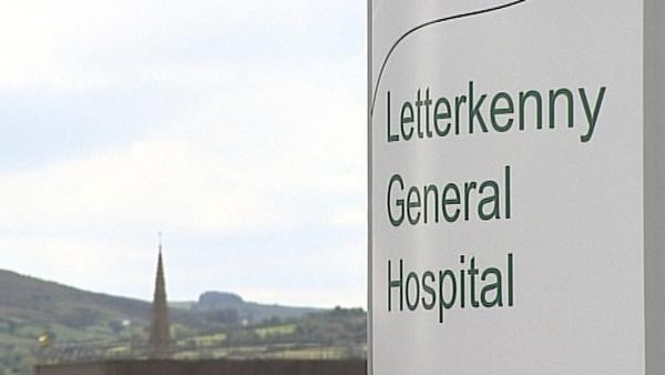 The man was brought to Letterkenny General Hospital by an undertaker following his sudden death