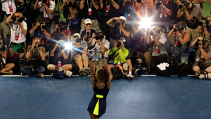 Serena Williams won the US Open title in September