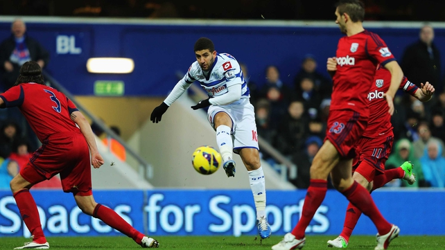 Adel Taarabt looks set to join QPR