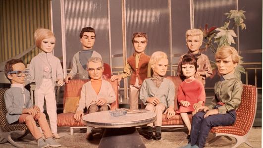 Thunderbirds co-creator Sylvia Anderson dies aged 88