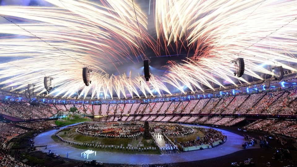 A spectacular Opening Ceremony got London 2012 off to a fine start in late July