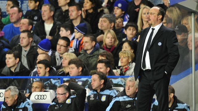 Rafael Benitez has seen his Chelsea side pick up six points and two clean sheets in their last two outings