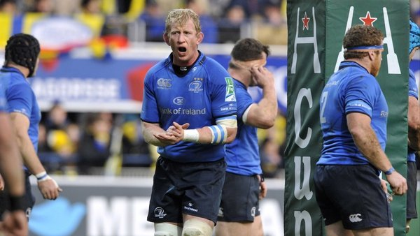 Leo Cullen feels Leinster's high penalty count must be reduced if they are to end their three-game losing streak