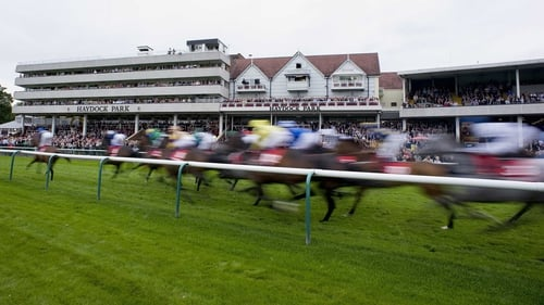 Night Alliance returned to form at Haydock