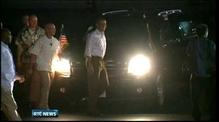 Obama returns to Washington to revive budget talks