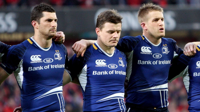 Leinster trio Rob Kearney, Brian O'Driscoll and Luke Fitzgerald may all make their combacks from long-term injuries against Edinburgh on 4 January