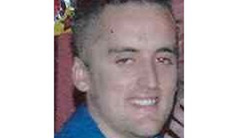 Paul Byrne was last seen early on Christmas Day
