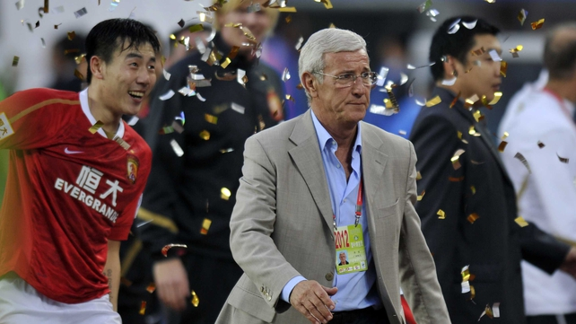 Marcello Lippi has denied that Real Madrid have approached him to take over management of the club from Jose Mourinho