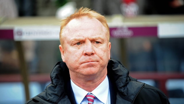 Alex McLeish has become the new manager of Nottingham Forest