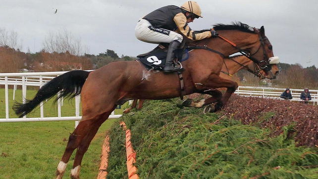Tidal Bay will carry top-weight in the Grand National