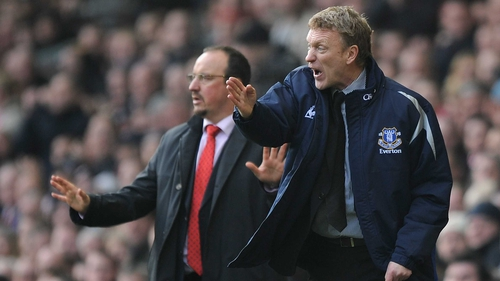 David Moyes and Rafael Benitez will do battle again this weekend