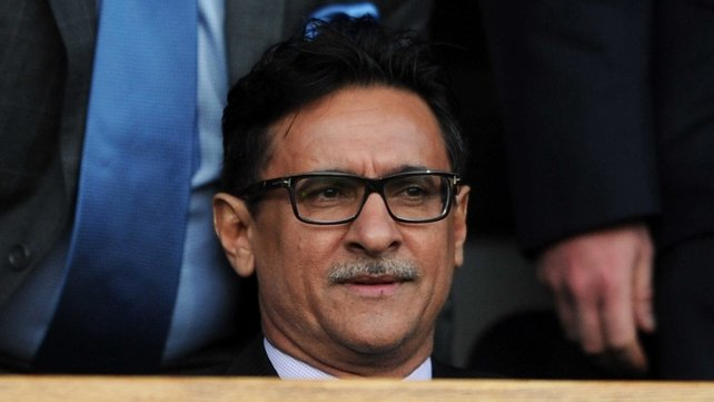 Blackburn global advisor Shebby Singh has been criticised by supporters