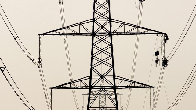 Electricity supplies have been affected by adverse weather conditions