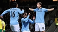 10-man City see off Norwich