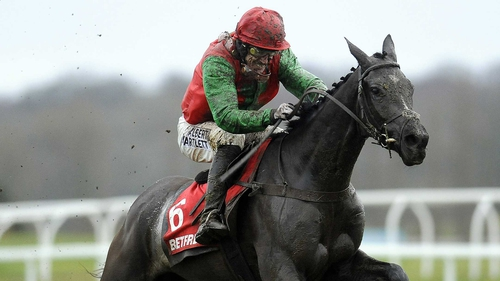 Taquin Du Seuil is a best-price 10-1 for the Neptune Investment Management Novices' Hurdle at the Cheltenham Festival after his second consecutive win