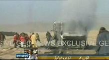 Bomb attack on pilgrimage in Pakistan kills 21