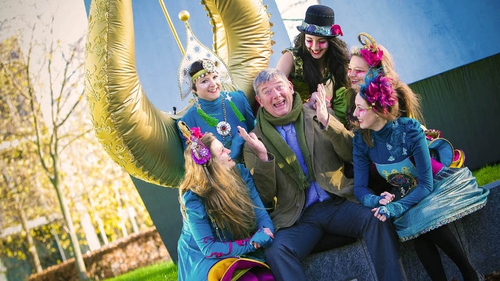 John Creedon is preparing to ring in the New Year
