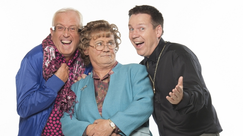 844,000 Mrs Brown's Boys can't be wrong?