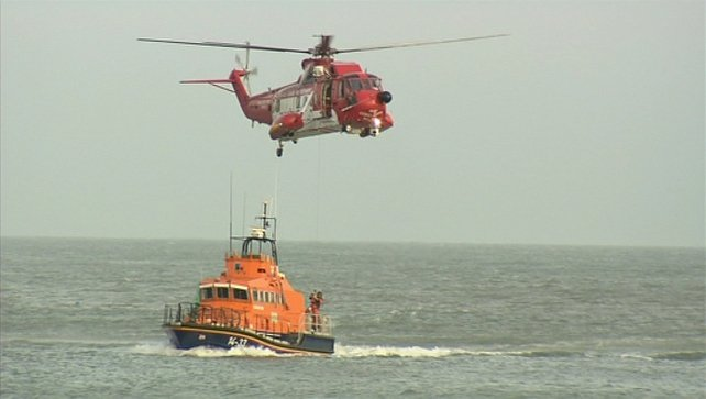 The Coast Guard uses 900 volunteers to respond to emergencies
