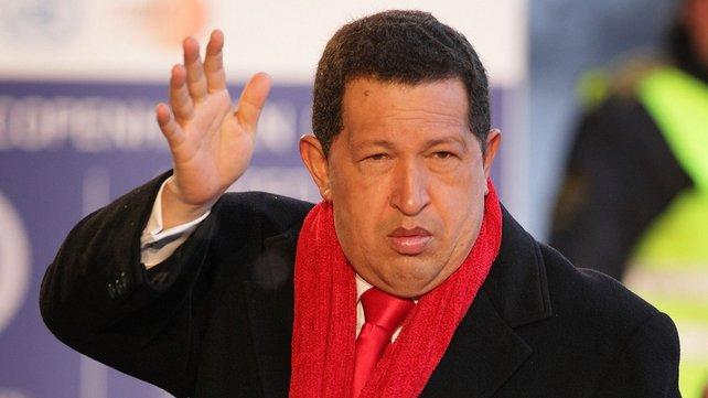 Hugo Chavez died last Tuesday aged 58 after a two-year battle with cancer