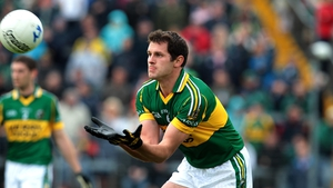 Brosnan previously captained Kerry in 2001