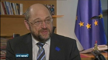 President of EU Parliament warns of challenges ahead