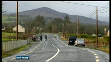 Man dies in Donegal crash, road deaths down last year
