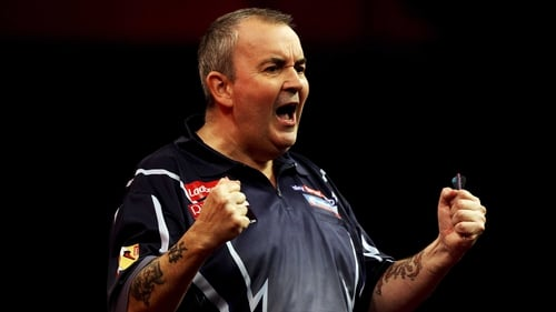 Phil Taylor has been reinvigorated by his latest world championship success