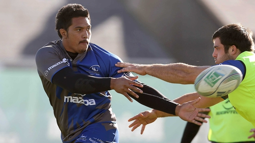 Mata Fifita will line out for Bucanneers at the weekend